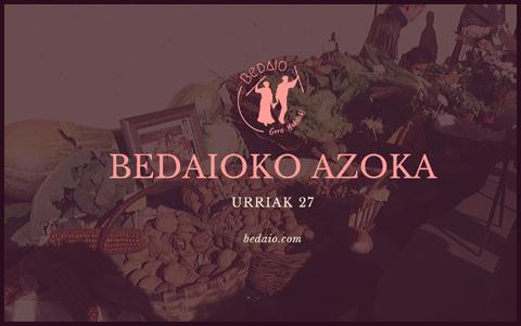 Bedaioko Azoka 2019